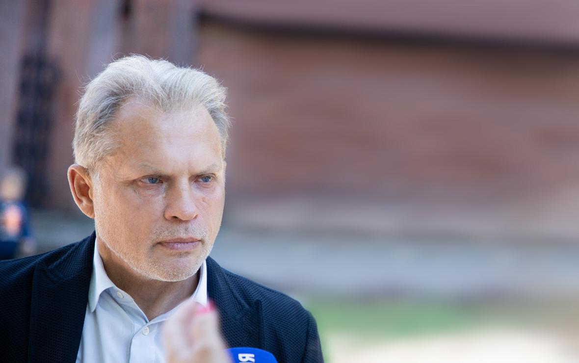 Глава фармацевтической научно-производственной компании «Инфамед К» Андрей Горохов