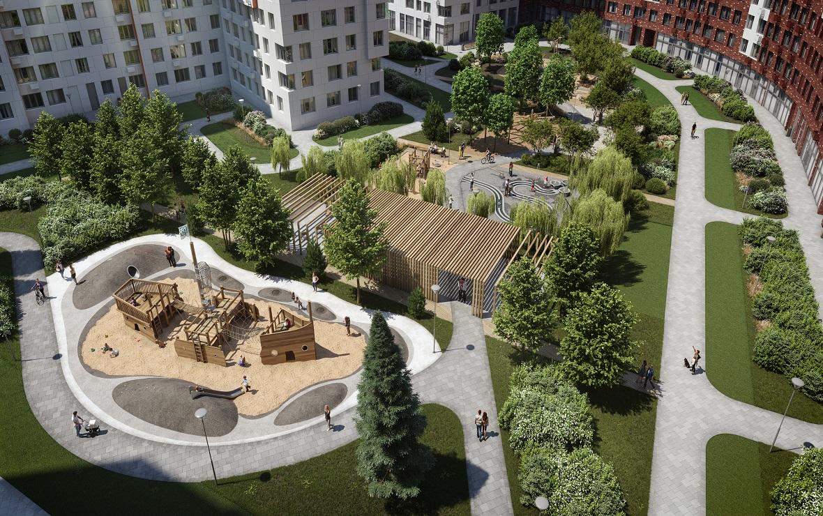 Фото: ЖК «Румянцево-Парк»