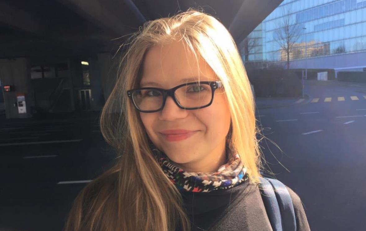 Елена Короткова (Фото: из личного архива)