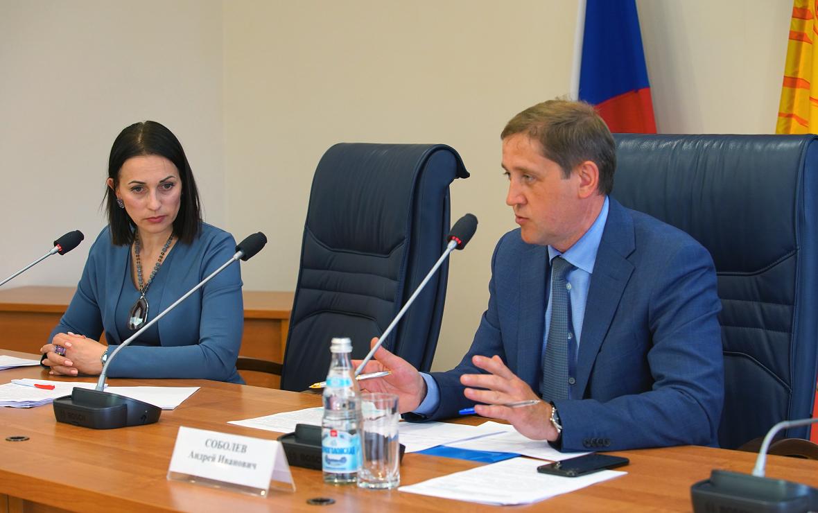 Фото: пресс-служба Воронежской городской Думы