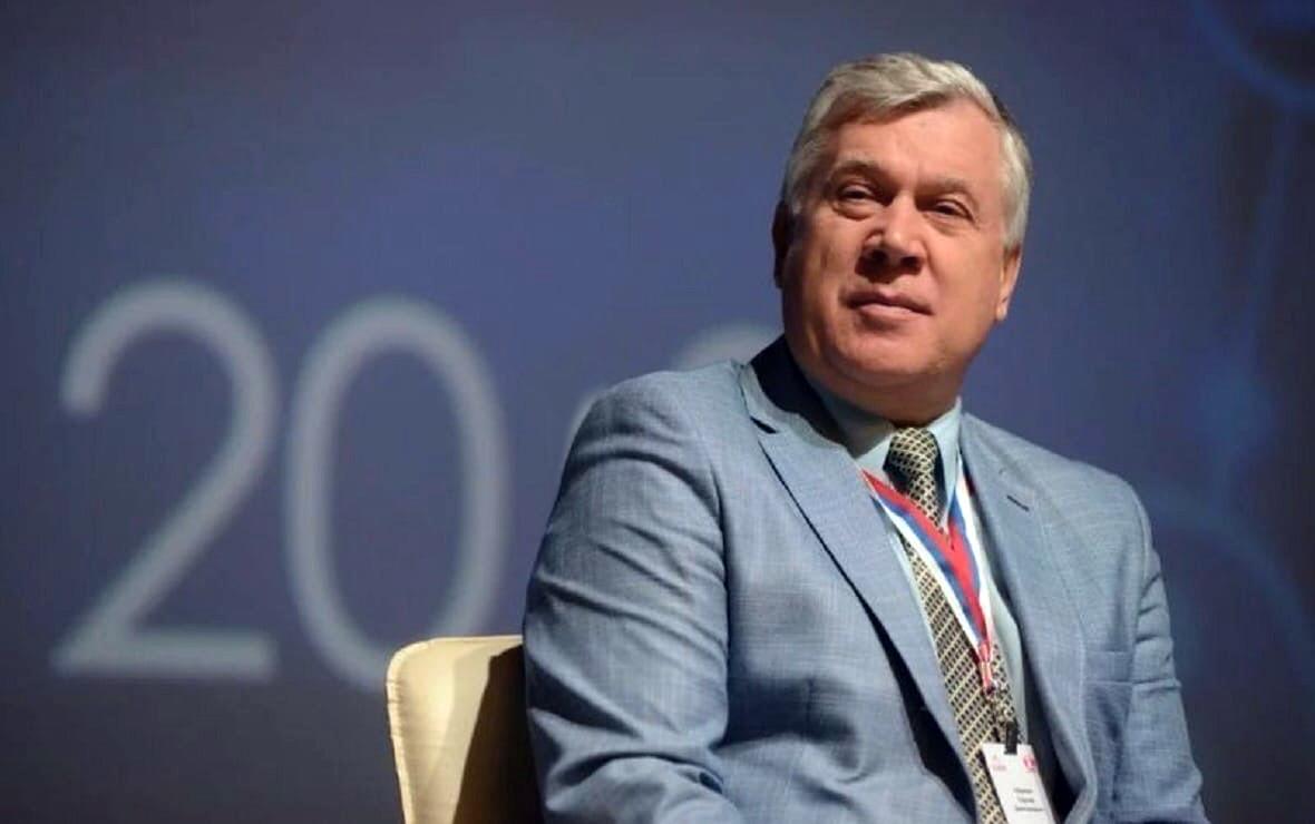 Сергей Наумов (Фото: из личного архива)