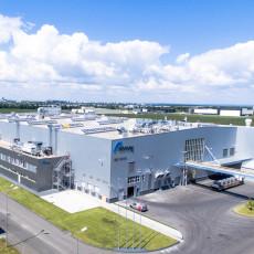 Завод автокомпонентов компании Nemak в индустриальном парке «Заволжье»