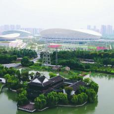 Индустриальный парк «Сучжоу», созданный в 1994 году как проект сотрудничества между Китаем и Сингапуром
