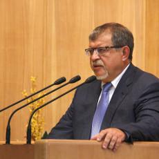 Депутат Государственной Думы Аркадий Пономарев