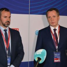 Григорий Федоришин и Вячеслав Гладков (Фото: РБК Черноземье)