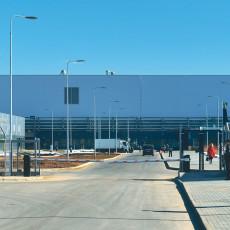 Новый завод Mercedes-Benz по производству легковых автомобилей базируется в Московской области в индустриальном парке «Есипово»