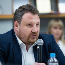 Антон Викторович Федосов, генеральный директор ассоциации «Кластер янтарной промышленности»