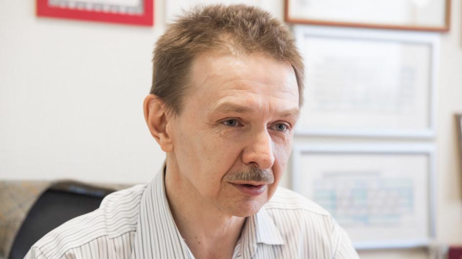Андрей Узких. Автор фото: Григорий Постников, 66.RU
