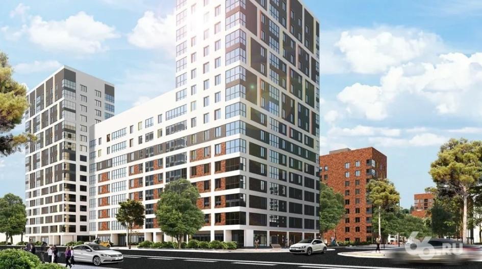 Недавно началось строительство дома на Любви, который сдадут в IV квартале 2022 года.