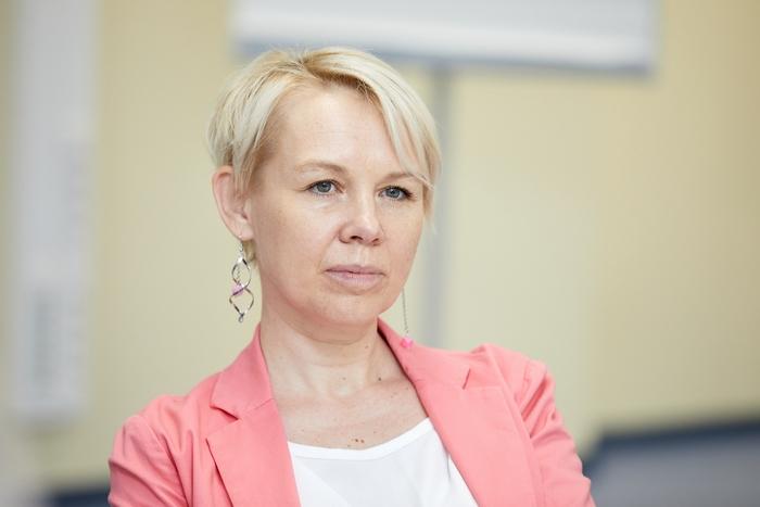 Наталья Левкина (Региональный центр компетенций всфере производительности труда Санкт-Петербурга)
