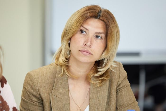 Александра Мельниченко (ГУАП)