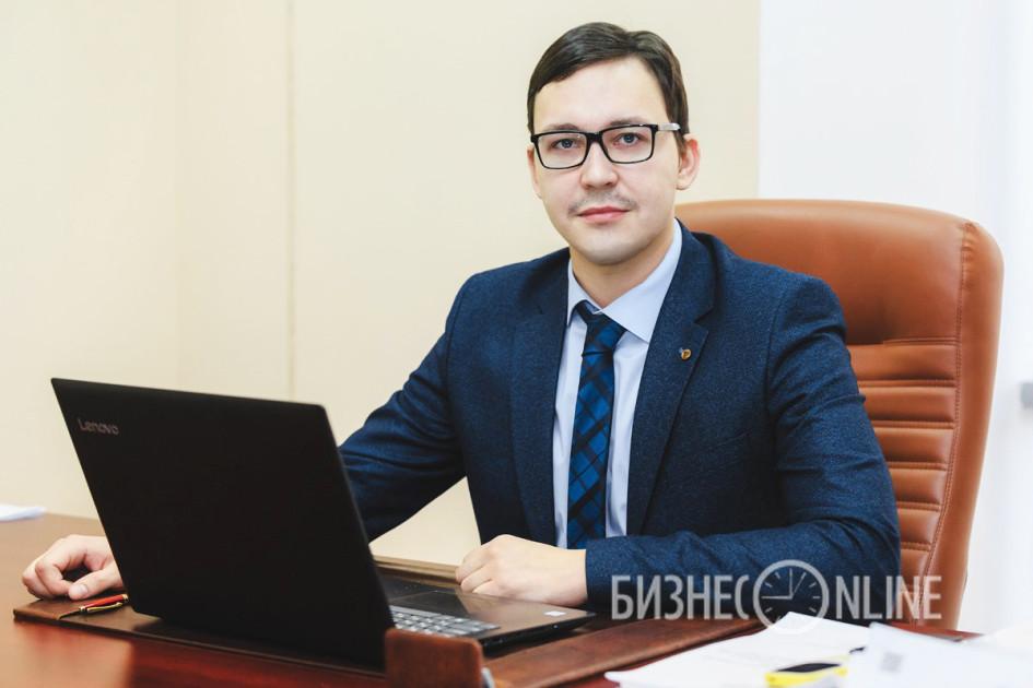 Руководитель юридической практики компании «Современная защита» в Казани Владимир Ханов.