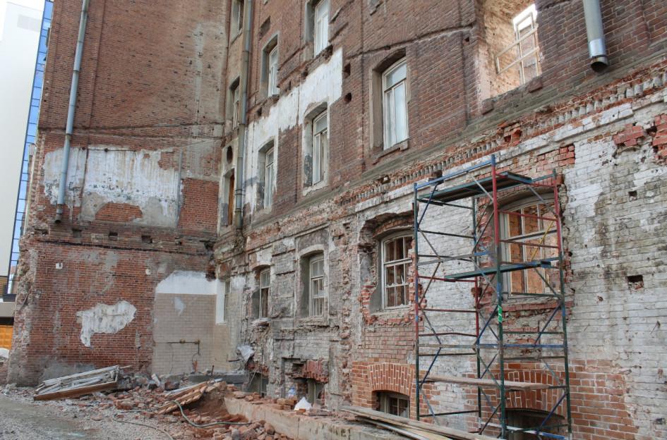 Симановская мельница до реставрации. Фото: предоставлено партнером публикации