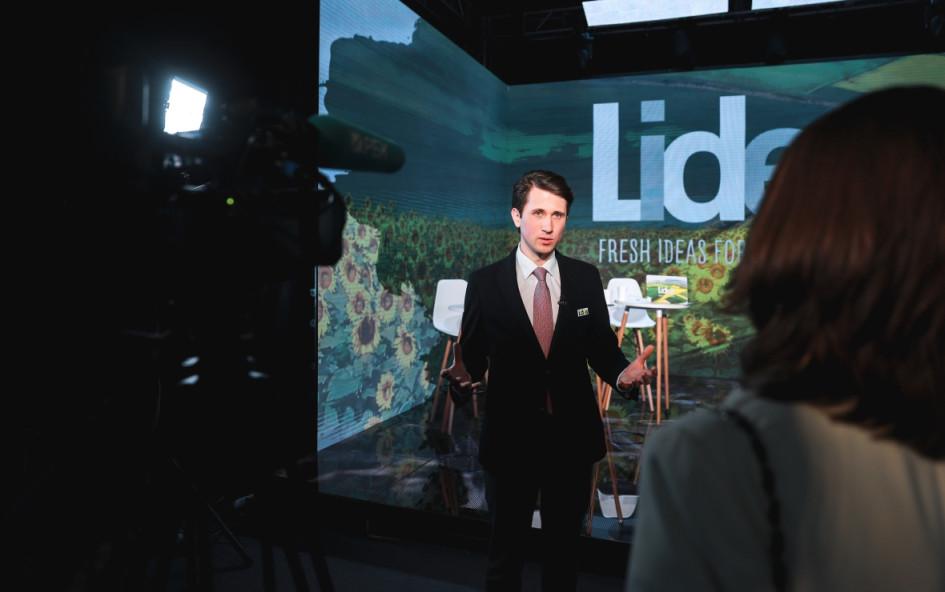 Генеральный директор ЛИДЕА РОССИЯ Алексей Прищепов (Фото: пресс-служба ЛИДЕА РОССИЯ)