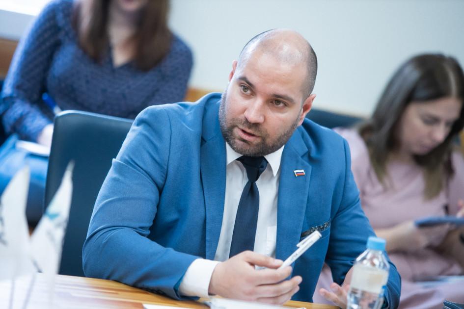 Тимошин Никита, заместитель территориального директора ИК