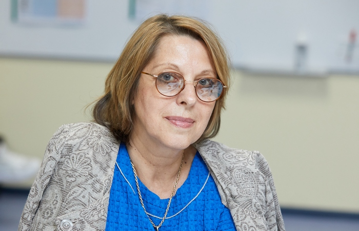 Ольга Каминская (ГБПОУ «Санкт-Петербургский технический колледж»)