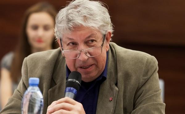 Олег Романов (Санкт-Петербургский Союз архитекторов)