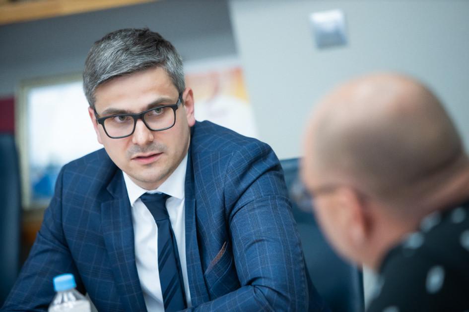 Скульдицкий Алексей, руководитель ипотечного центра ПСБ в Калининграде
