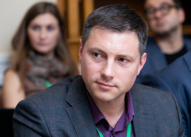 Михаил Орлов (ГК ЦДС)