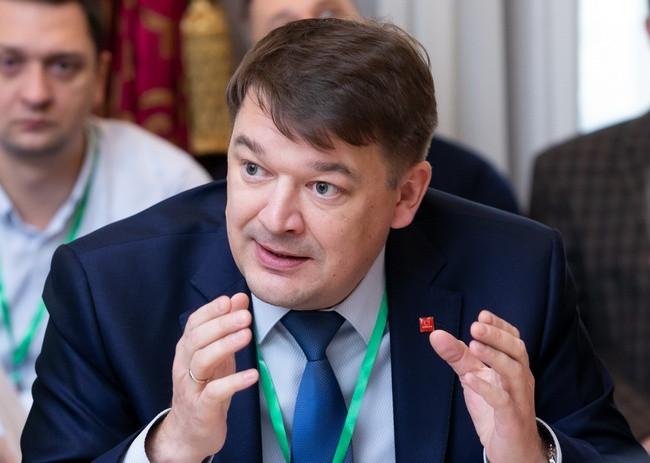 Георгий Харченко («ЭР-Телеком Холдинг» )