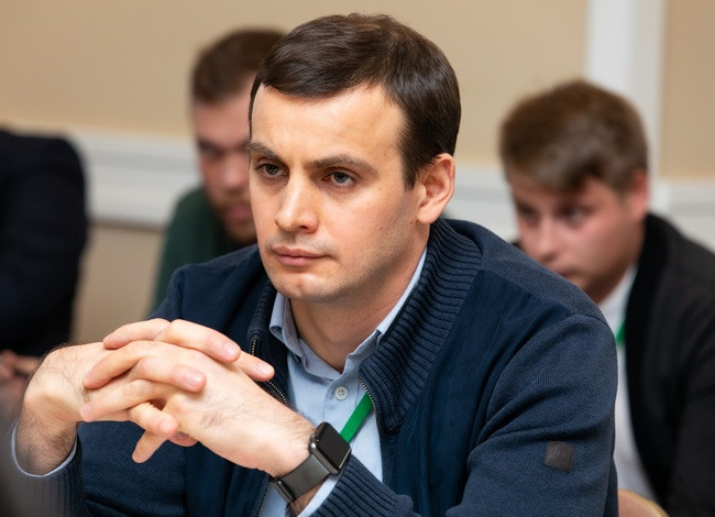 Алексей Жинкин (SKL group)