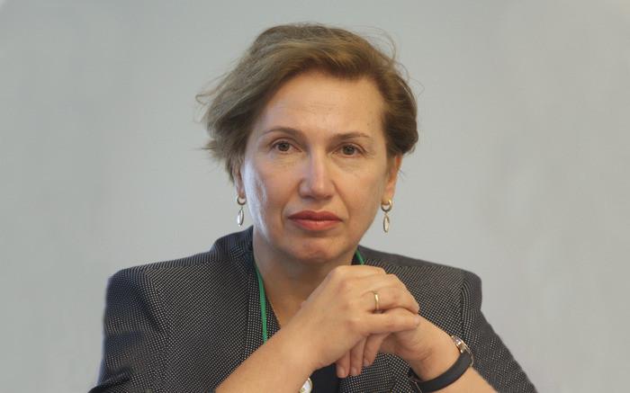 Елена Лашкова («ГЕОИЗОЛ»)