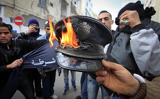 Что стало слидерами стран после«арабской весны»