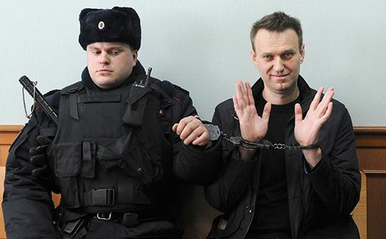 Минюст обжаловал решение ЕСПЧ овыплате Навальному € 64тыс. компенсации