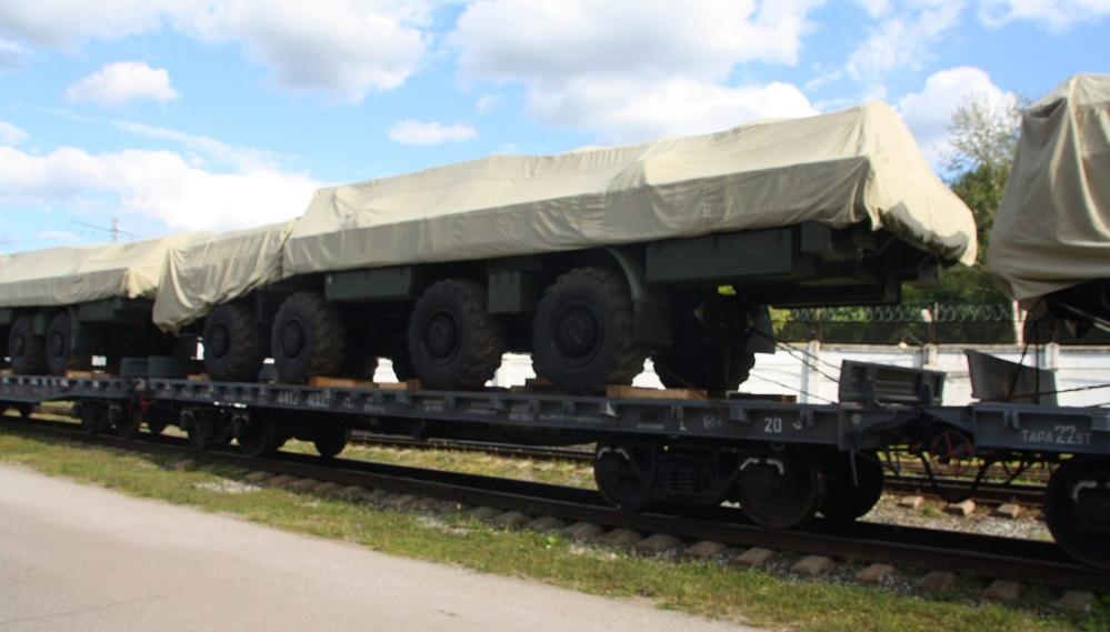 «Мотовилихинские заводы» отгрузили первую партию «Торнадо-С»