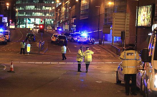 Полиция сообщила о19 погибших и50 пострадавших на«Манчестер Арене»