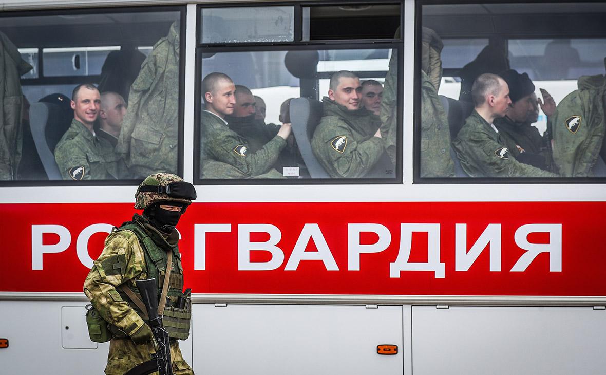 В Госдуме поддержали идею Путина расширить полномочия Росгвардии