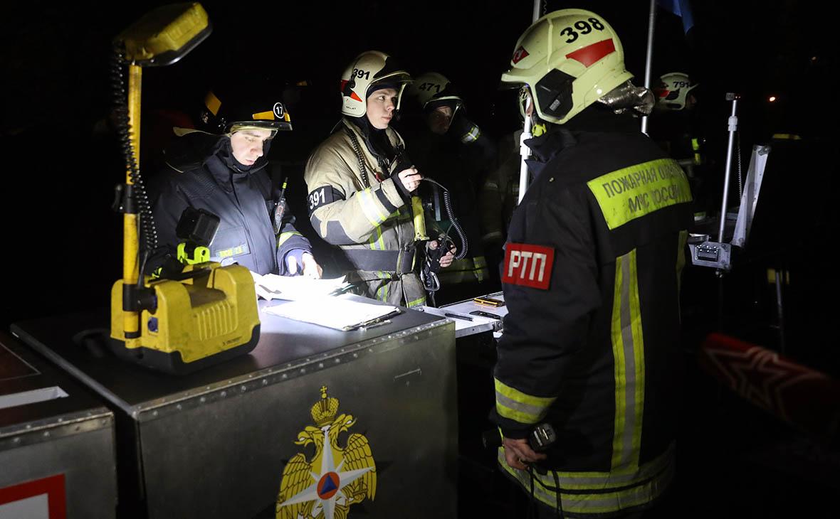 В Краснодарском крае в аварию попал автобус с туристами