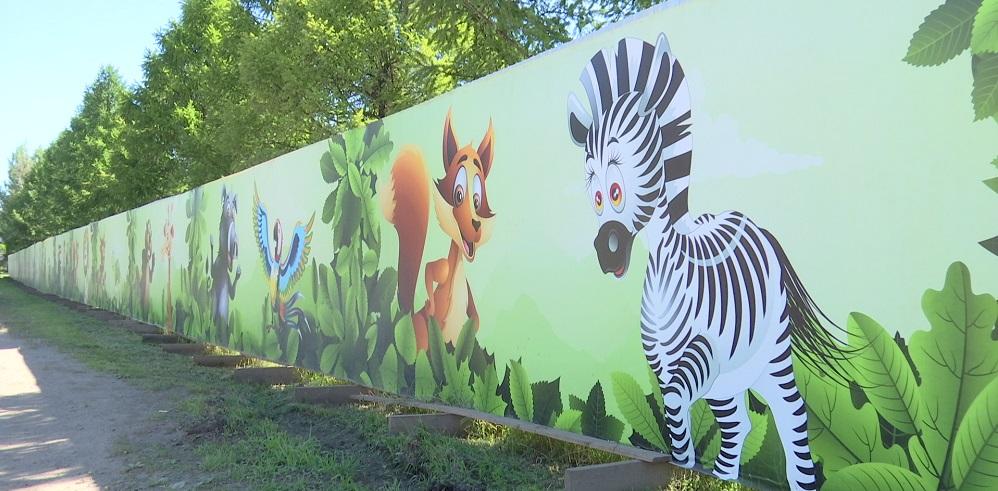 Для строительства пермского зоопарка потребовался еще один субподрядчик
