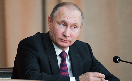 Кремль прокомментировал данные овстрече Путина сТрампом вРейкьявике