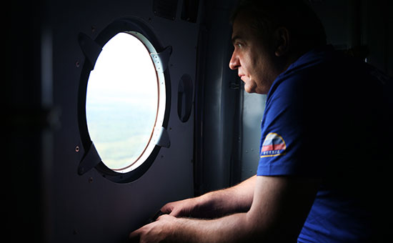 Глава МЧС России прибыл в Бурятию для борьбы с пожарами