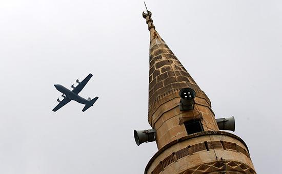 США заявили о перехвате своего самолета в Сирии российским истребителем