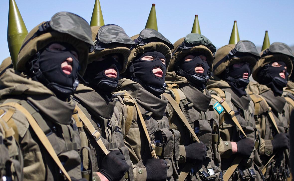 Коллективная безопасность до Сирии доведет