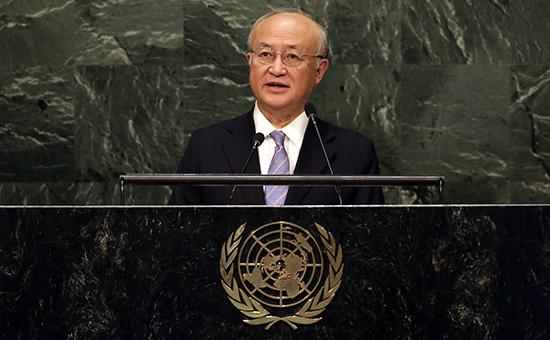 Глава МАГАТЭ признал прогресс КНДР вразвитии ядерного оружия