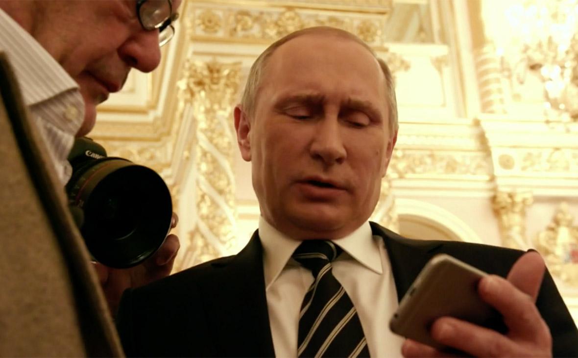 Пентагон не стал комментировать видео Путина с «российскими ВКС в Сирии»