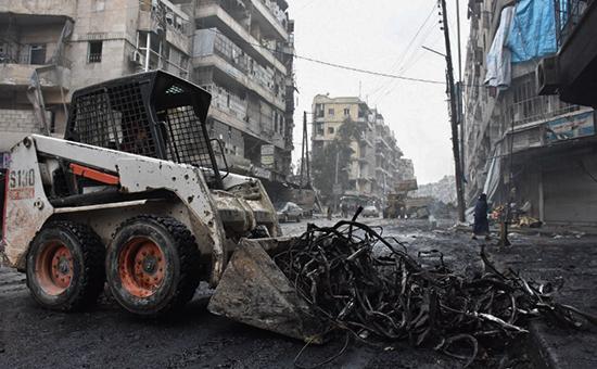Минобороны сообщило о нарушениях режима прекращения огня в Сирии