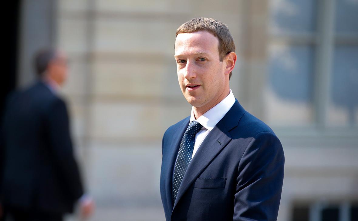 Инвесторы поддержали идею снять Цукерберга с поста главы совдира Facebook