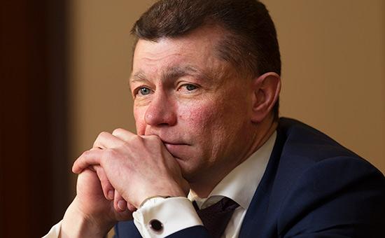 Максим Топилин—РБК: «Неверно считать пенсионную систему дефицитной»