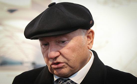 МВД Грузии пообещало больше не пускать Юрия Лужкова в страну