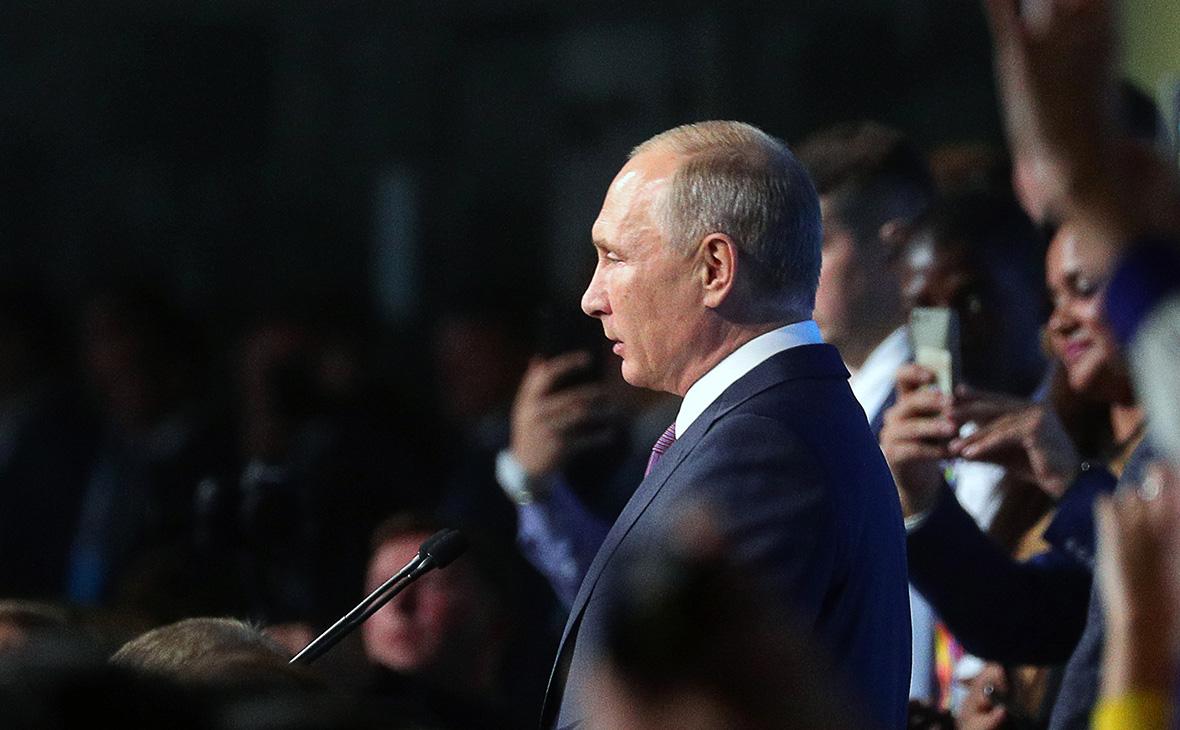 Путин ответил на опасения о слишком низкой инфляции