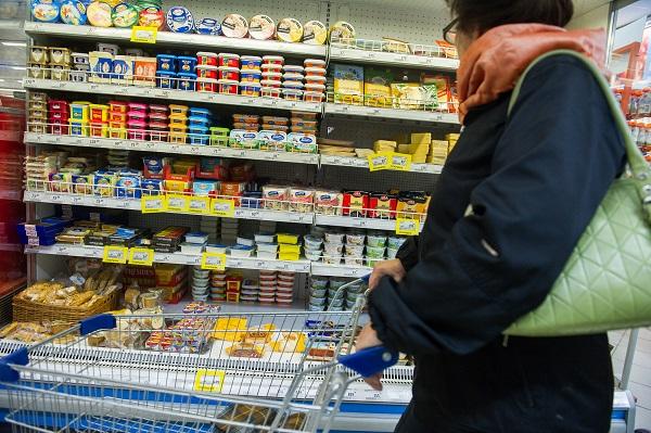 В Тюменской области отмечен рост цен на продукты