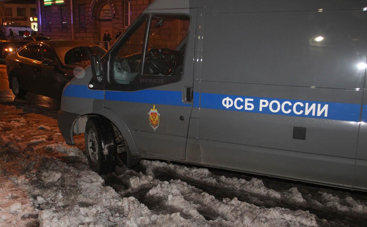 «Фонтанка» сообщила о задержании главы разведки Центра «Э» в Петербурге