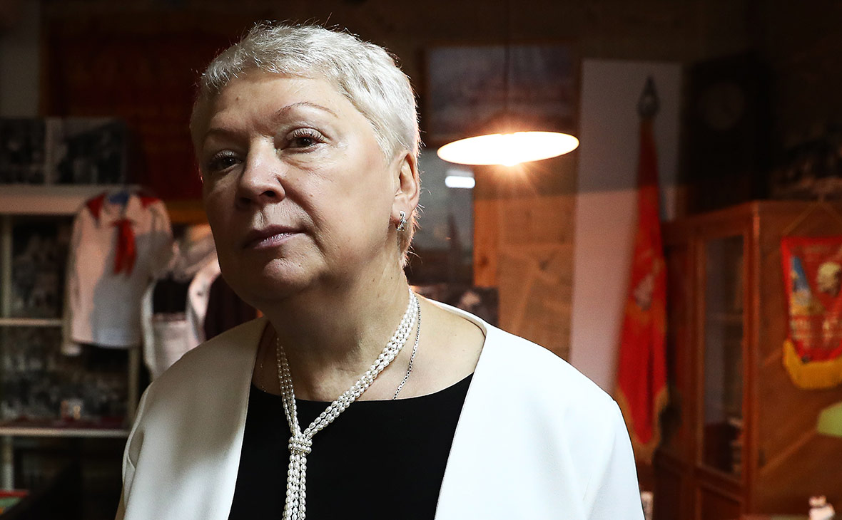 Глава Минобразования заступилась за выступившего в бундестаге школьника