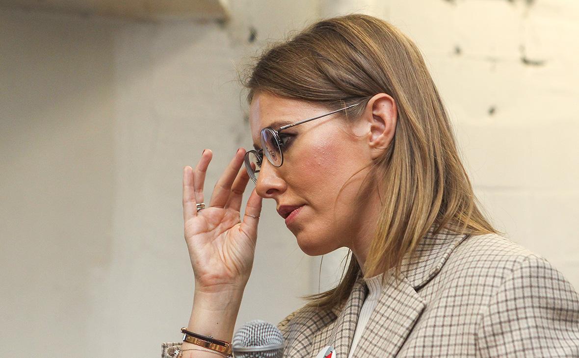 Собчак рассказала о намерении победить на выборах в Госдуму