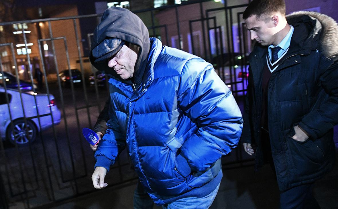 Зналбы прикуп: генерал ФСО брал взятки за подряды в резиденции Путина