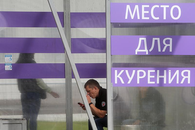 Эксперты рассказали, в каких офисах Петербурга курят больше всего